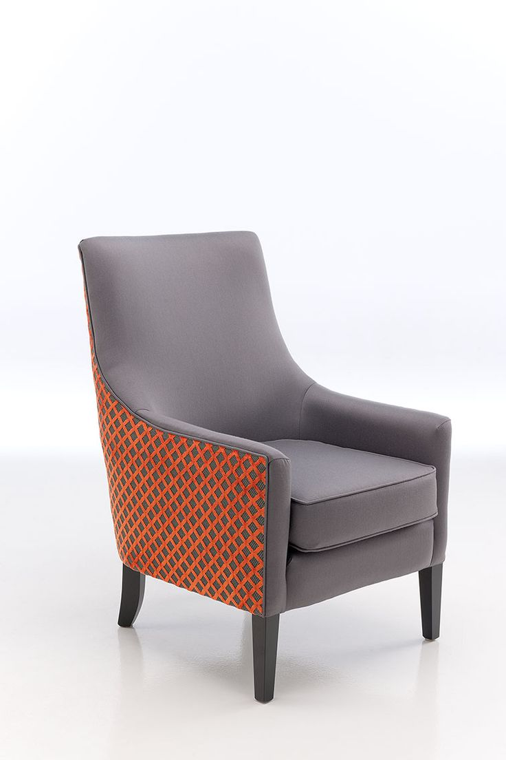 Harvey chair (not in fabric or timber finish shown)