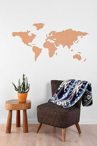 61 best cork boards images on pinterest for the home corks and atlas cork board set urban outfitters gumiabroncs Images