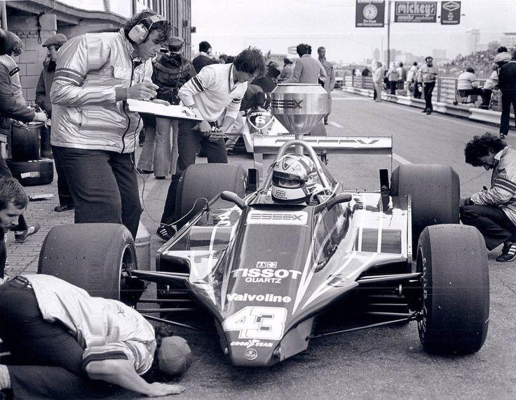 Nigel Mansell 1980