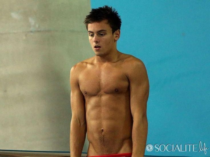 British diver - Tom Daly