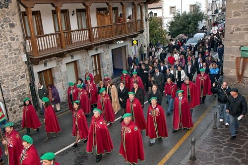 Fiesta del Orujo, Potes #Cantabria #Spain