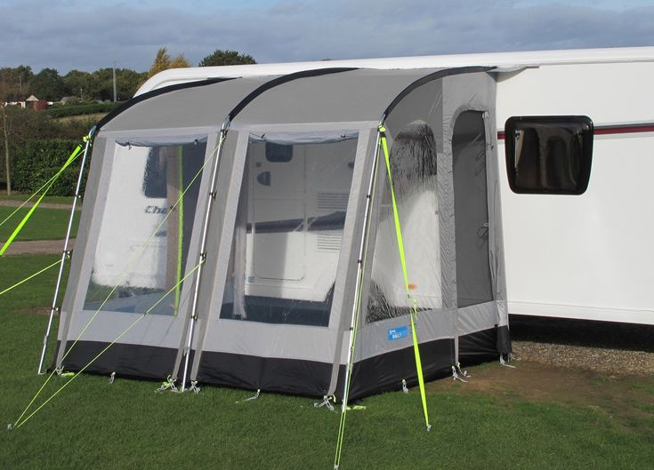Kampa Rally 260 - Best Selling Caravan Porch Awning at Towsure UK