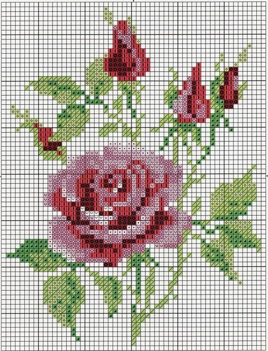 ramillete de rosas