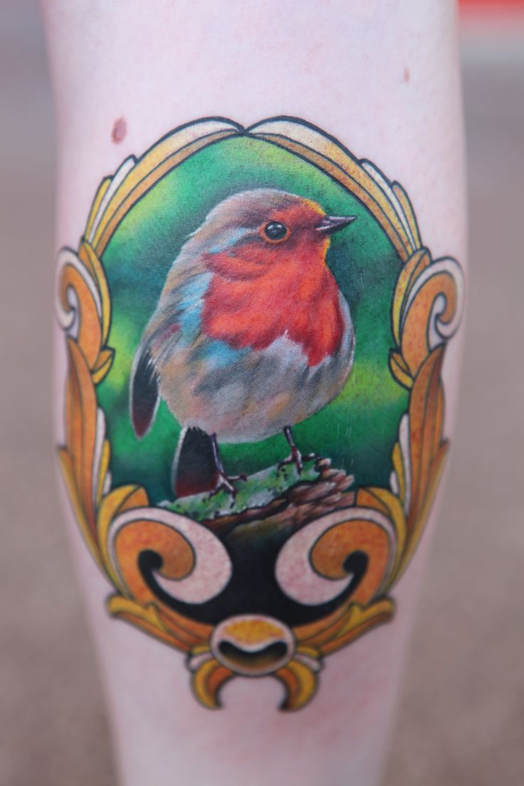 10 Best Ideas About Robin Bird Tattoos On Pinterest