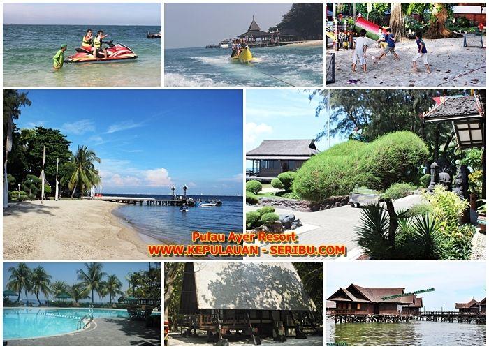 Natal & Tahun Baru Di Pulau Ayer | Kepulauan Seribu