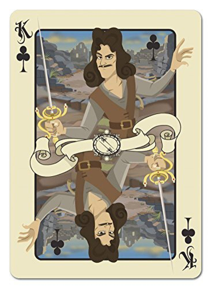 The Princess Bride Playing Cards - The Brute Squad - poker playing cards, deck of cards, card deck, unique playing cards, art of play cards, design play cards, cool playing cards, cardistry, jugando a las cartas, karty do gry, игральные карты, карты