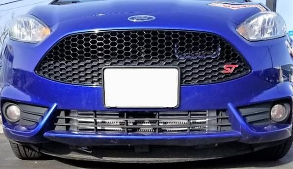 Bravo Alpha Performance Big Fiesta St Intercooler Kit 2014 2019