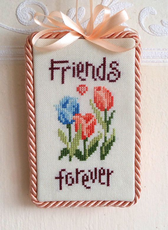 Cross stitch pattern chart PDF digital chart door ReginaStitchery