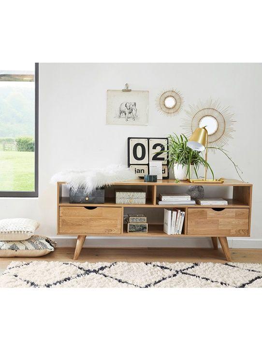 tapis berb re laine blanc croisillons bleu nuit 5. Black Bedroom Furniture Sets. Home Design Ideas