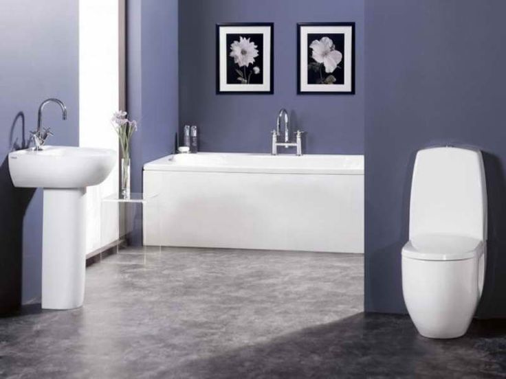 Blue Bathroom Color Schemes ~ Http://lanewstalk.com/the Best