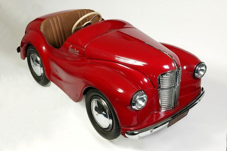 Austin pedal car, Britain, 1959, V & A