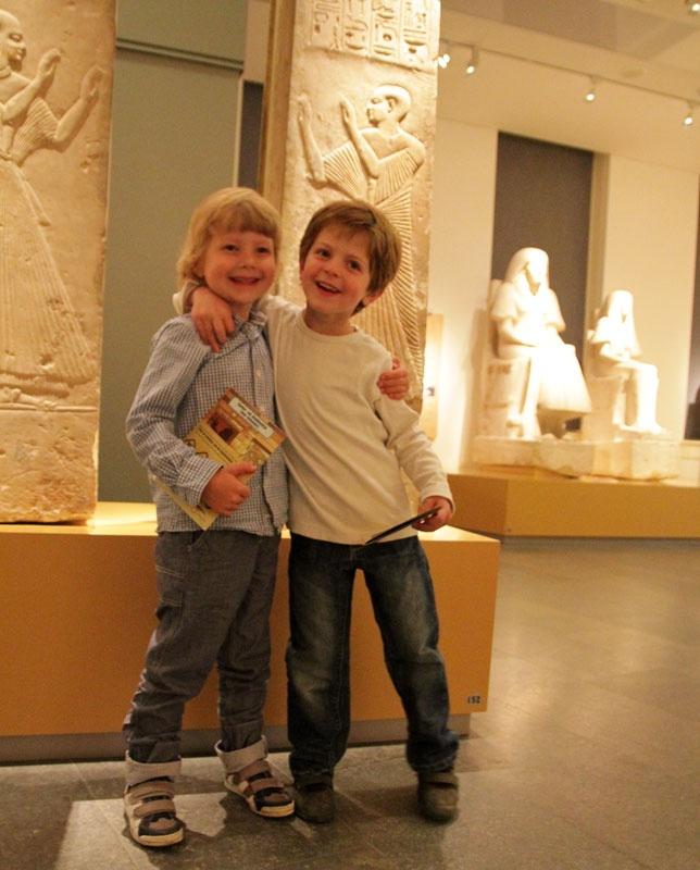 Gratis lesmateriaal Egypte, van Rijksmuseum Leiden