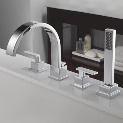 Faucets Tubs And Tub Faucet On Pinterest