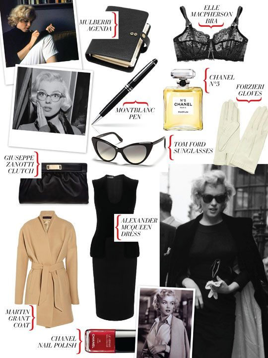 Mizhattan - Sensible living with style: *GET HER LOOK* Marilyn Monroe
