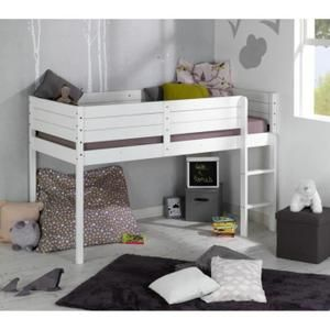 17 meilleures id es propos de lit mi hauteur sur. Black Bedroom Furniture Sets. Home Design Ideas