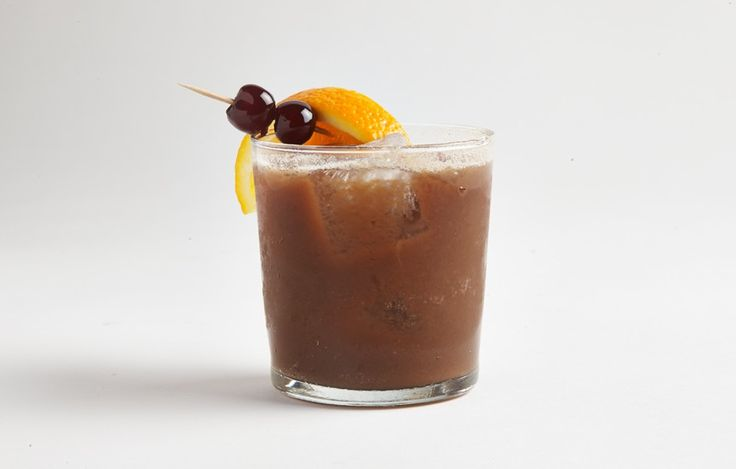 Tamarind Whiskey Sour - Bon Appétit From Pok Pok, this is pretty much my favorite drink ever