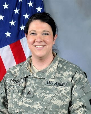 Face of Defense: Soldier Aids Sex Assault Prevention Efforts - Army Sgt. Maggie Passer, a sexual assault victim advocate coordinator with the Iowa National Guard since 2013, is assisting the Camp Dodge-based Iowa Law Enforcement Academy with its training.