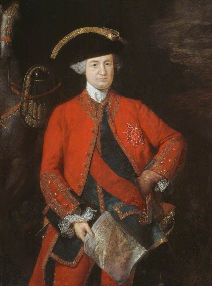Robert, Lord Clive (1725–1774), in General Officer's Uniform