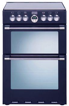Stoves Sterling 600 EI ZW - 60 cm Fornuis met inductiekookplaat & 2 ovens 1250 euro