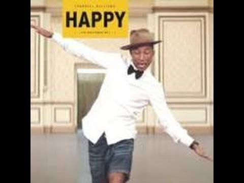 Pharrell Williams-HAPPY