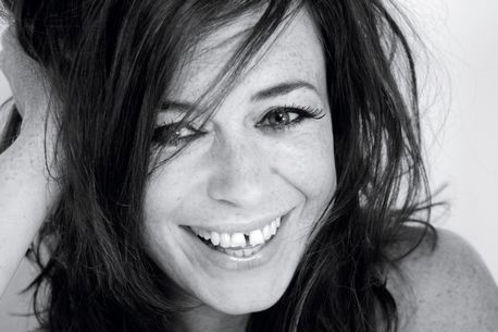 Welsh actress Eve Myles