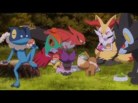 Pokemon XY Z Episode 10 English Dubbed - Animation Movies 2016 Full Movi...