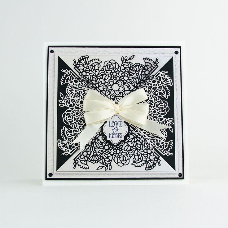 Fanciful Florals – Boutiful Bouquet – 1537E – Tonic Studios UK