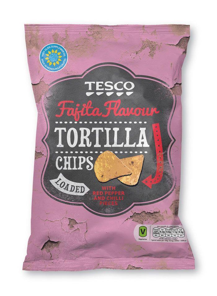 Single serve tortilla chips packaging pillow bag design. #sachet #plastiques…