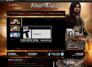 112 best Video Game Website Designs images on Pinterest   Video ...