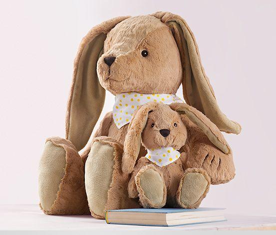Plyšový zajačik, 30 cm