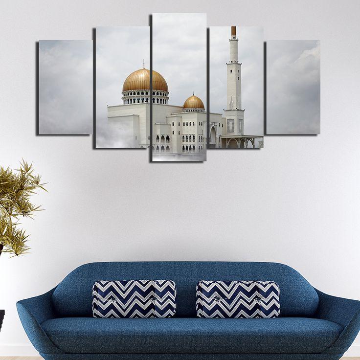 Les 25 meilleures id es de la cat gorie num ros de maison for Architecture islamique moderne