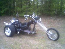 Denises Ride: I live in Taylorsville, NC and just won a trophy at Tilleys Harley Davidson in Statesville, NC this past Saturday, April 18. Now I have a total of 7 trophies