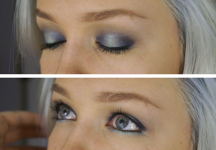 Saaran näyttävä Smokey Eyes -meikki. Katso tutoriaali http://www.youtube.com/watch?v=snSbGqHlFHU tai lue ohjeet http://blogi.livbox.fi/post/47690050201/varikas-smoky-eyes-by-saara