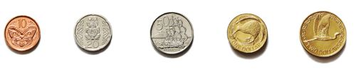 Current Circulating NZ Coins in New Zealand dollar at Wikipedia, the free encyclopedia