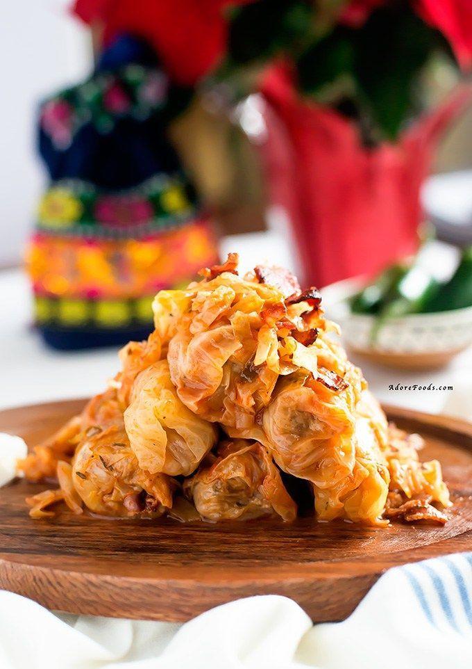 Traditional Romanian Cabbage Rolls (Sarmale) Recipe