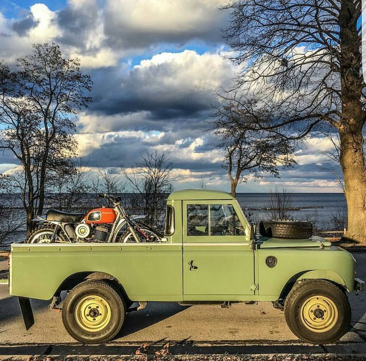 Landrover Defender Land Rover Series 109: 17 Best Ideas About Landrover Series On Pinterest