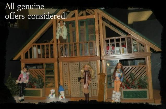 39 Best A-Frame Barbie Dream House Makeover Images On