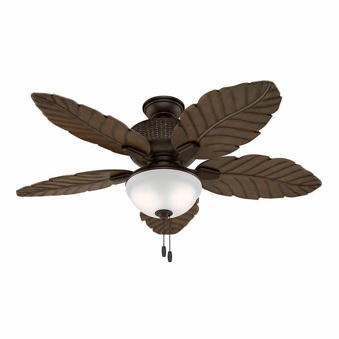 "Hunter Fan Sable Ridge 52"" Indoor/Outdoor Ceiling Fan"