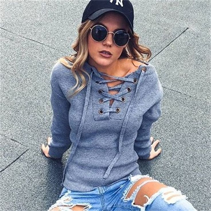 Gender:Women Item Type:Hoodies,Sweatshirts Clothing Length:Short Collar:O-Neck Sleeve Length:Full Pattern Type:Solid Sleeve Style:Regular Style:Fashion Type:Pullovers - SIZE(CM): - S:BUST98/LENGTH55/S