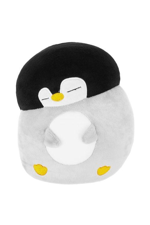 Купить Игрушка мягконабивная Спящий пингвиненок за 780 руб.   Красный Куб