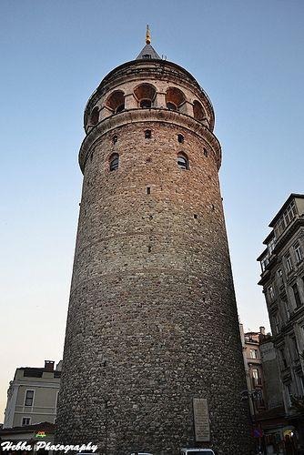 Galata tower (Galata kulesı)