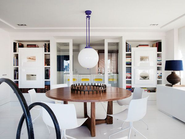 Pablo Paniagua interior designer via Nuevo Estilo