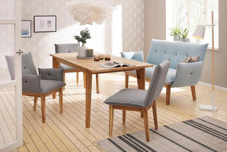 Tisch Libra Ausziehbar Von 160 Auf 200 Cm In 2020 Haus Deko Holzstuhle Dekor