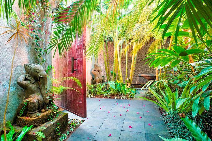 Maya Retreat Bali Indonesia Gardens Pinterest Bali Indonesia Tropical Garden And
