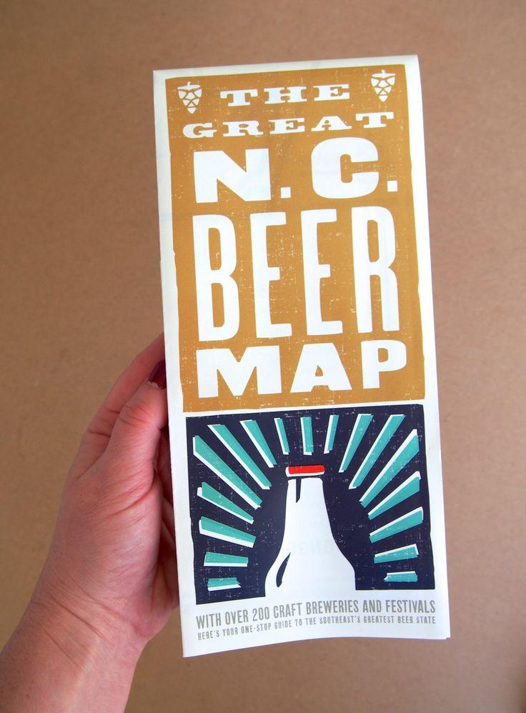 NC Beer Map 27 best Breweries In
