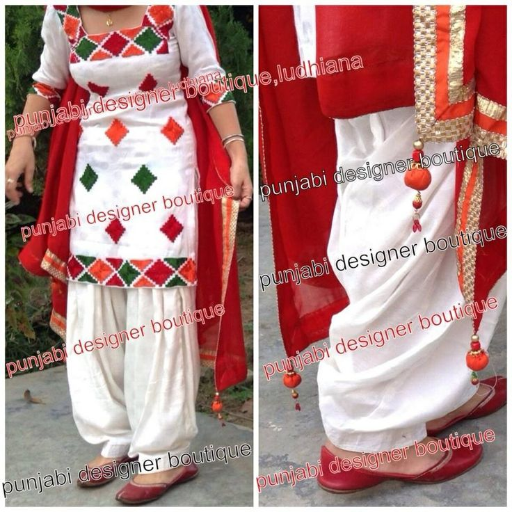 Indian Punjabi, Design Punjabi Suits, Indian Suits, Bollywood Punjabi ...