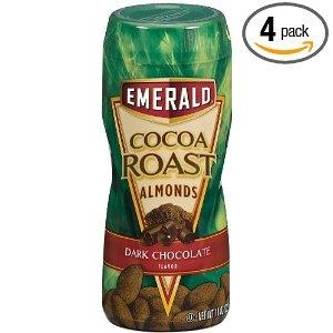 Emerald Cocoa Roast Almonds....WOW