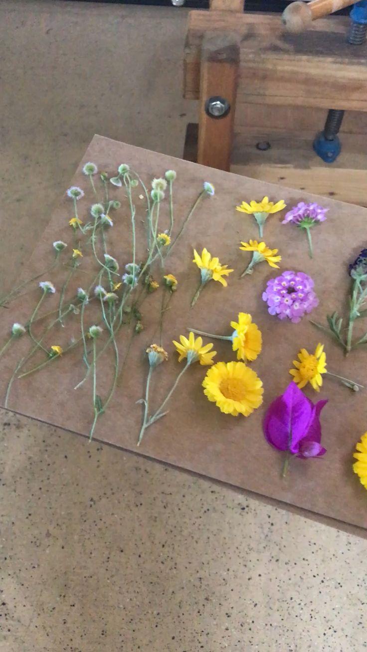 #pressedflowers #resinart #bookmarks #driedflowers