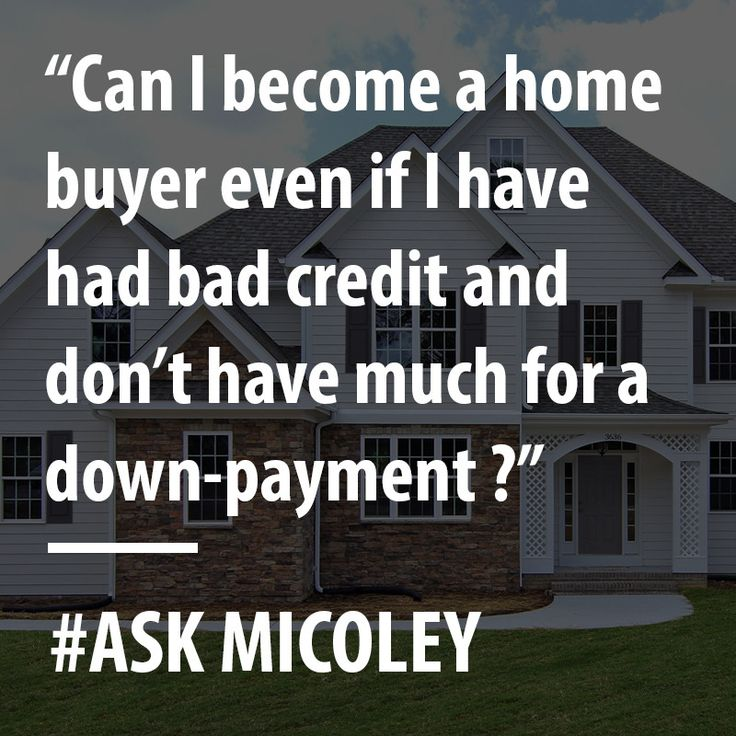 How To Buy A House, Even With No Savings And Bad Credit