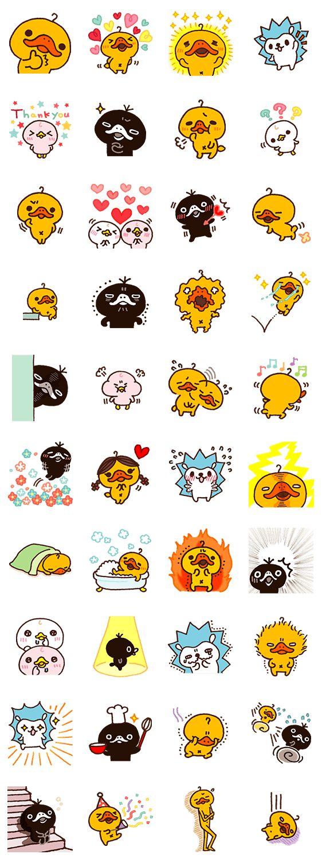 画像 - Kamonohashikamo's Lovely Friends by Imagineer Co., Ltd. / San-X Co., Ltd. - Line.me